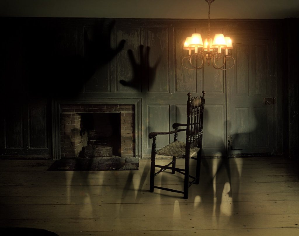 is room 703 haunted?