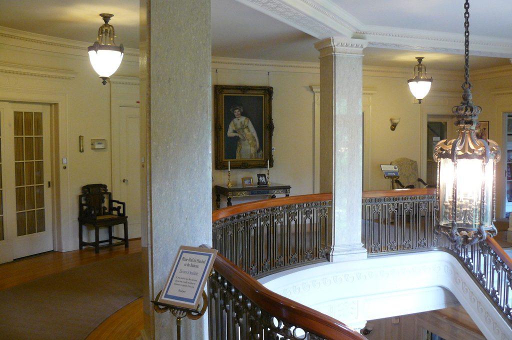 restoration of the pittock mansion