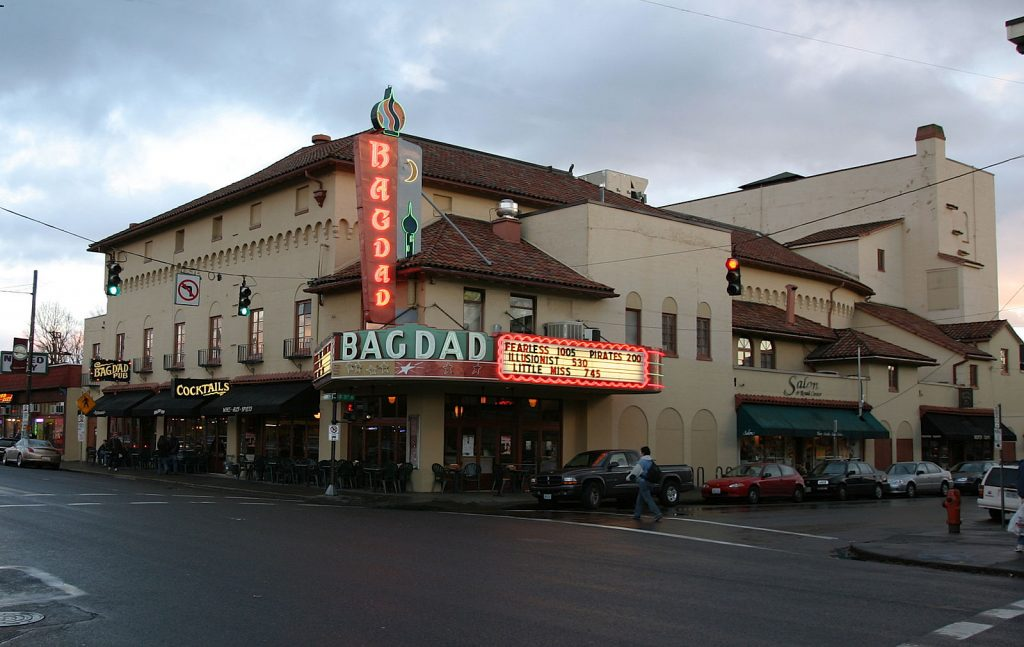 the bagdad theatre