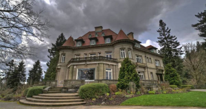 pittock mansion