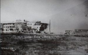 Hot Lake Fire 1934