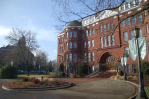 Haunted University of Portland