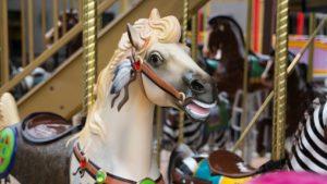 The Haunted Jantzen Beach Carousel